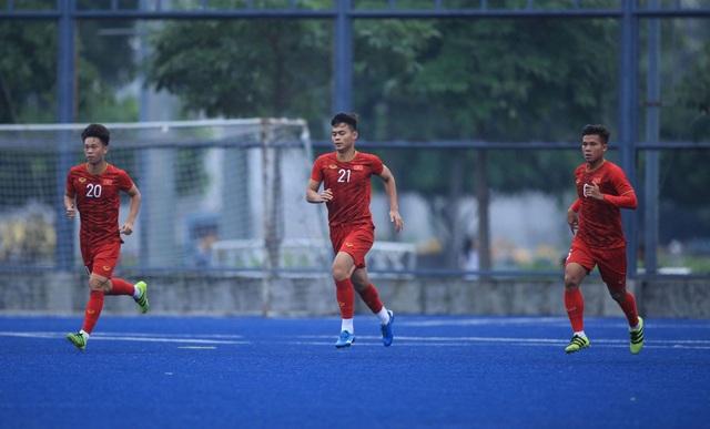 U22 Việt Nam 1-0 U22 Singapore: Đức Chinh ghi bàn quý giá - 39