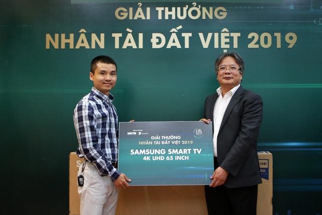 Quán quân Nhân tài Đất Việt 2019 hân hoan gặp lại nhau sau Lễ trao giải - 8