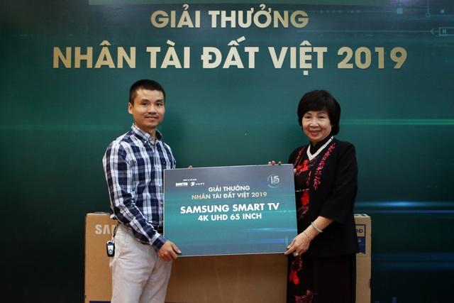 Quán quân Nhân tài Đất Việt 2019 hân hoan gặp lại nhau sau Lễ trao giải - 9