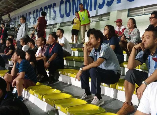 Báo Indonesia cay cú vì HLV Nishino ăn mừng chiến thắng của U22 Việt Nam - 1