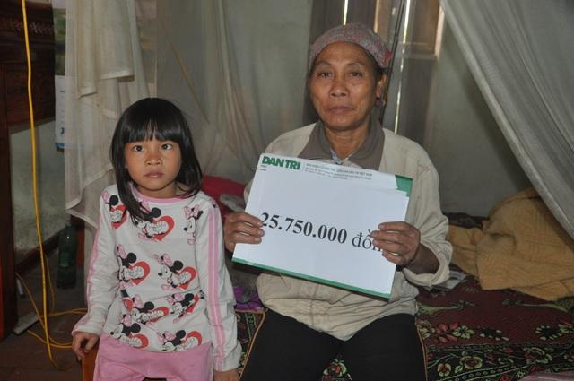 Thêm những tấm lòng sưởi ấm cho 2 bé mồ côi ở Bắc Giang - 4