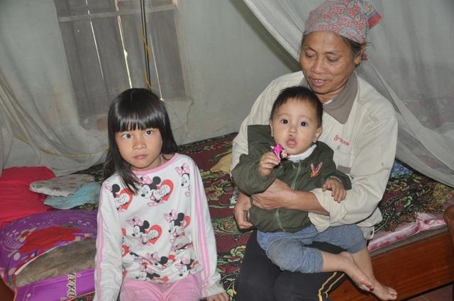 Thêm những tấm lòng sưởi ấm cho 2 bé mồ côi ở Bắc Giang - 1