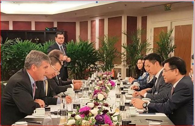 Đẩy mạnh hợp tác về năng lượng và khí LNG giữa Hoa Kỳ - Việt Nam - 1