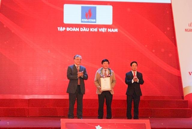 PVN liên tiếp 2 năm dẫn đầu top 500 doanh nghiệp có lợi nhuận tốt nhất Việt Nam - 1