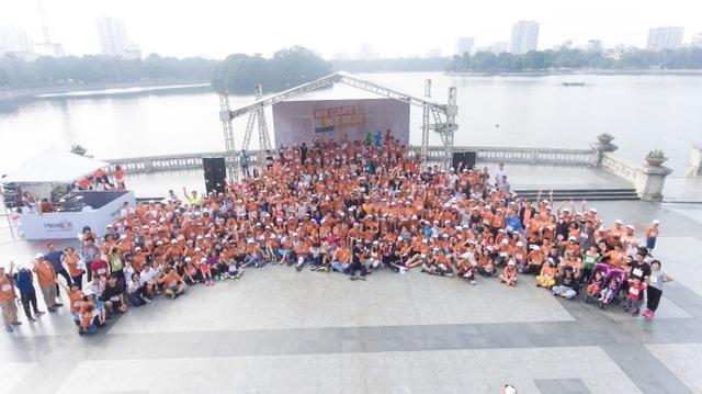 CARE Quốc tế tại Việt Nam - Chặng đường 30 năm - 1