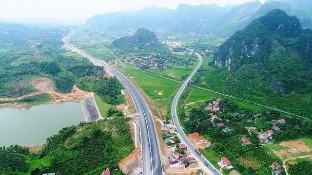 Đề xuất cho xe lưu thông trên cao tốc Bắc Giang - Lạng Sơn - 1