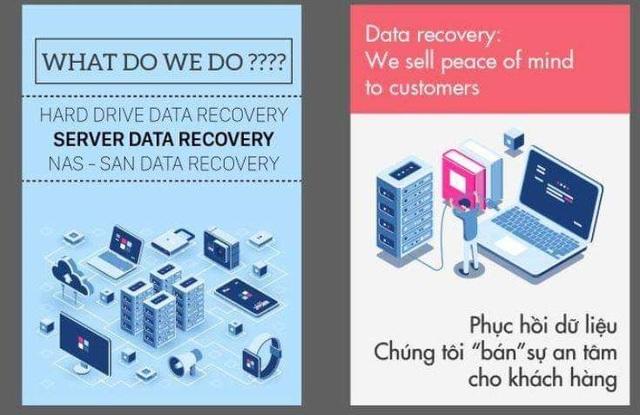 """Dịch vụ """"cấp cứu"""" dữ liệu: Khi doanh nghiệp """"bán"""" sự yên tâm cho khách hàng - 3"""