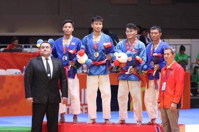 Nhật ký SEA Games 30 ngày 2/12: Kurash giành 5 HCV ấn tượng - 13