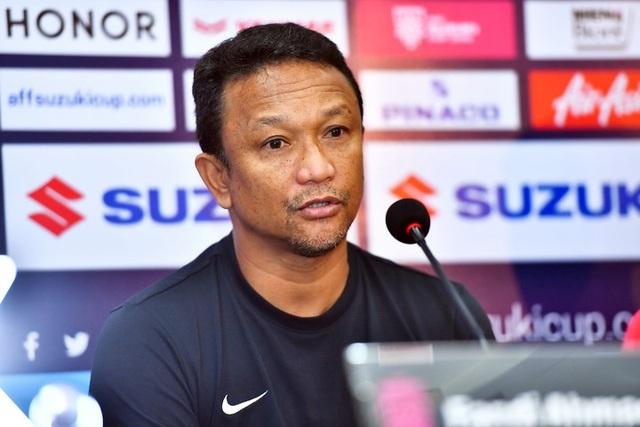 Thua đậm Thái Lan, HLV U22 Singapore tuyên bố quyết thắng U22 Việt Nam - 1