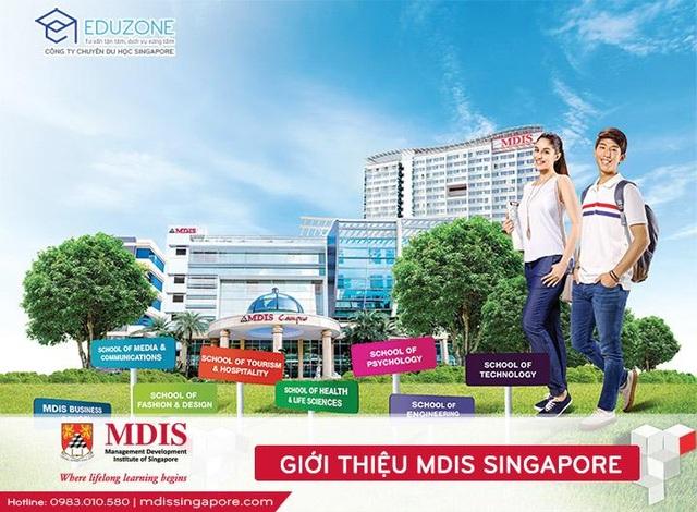 Tìm hiểu chương trình học Phổ thông, Đại học, Thạc sĩ tại Singapore - 2