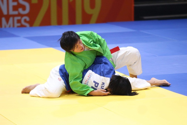 Nhật ký SEA Games 30 ngày 2/12: Kurash giành 5 HCV ấn tượng - 5