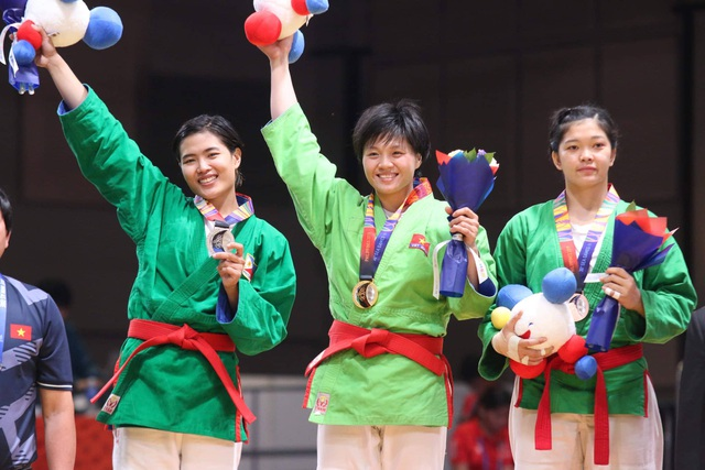 Nhật ký SEA Games 30 ngày 2/12: Kurash giành 5 HCV ấn tượng - 2