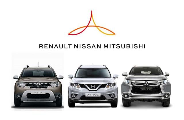 """Liên minh Renault-Nissan-Mitsubishi cải tổ thời kỳ hậu """"Bóng ma"""" - 1"""