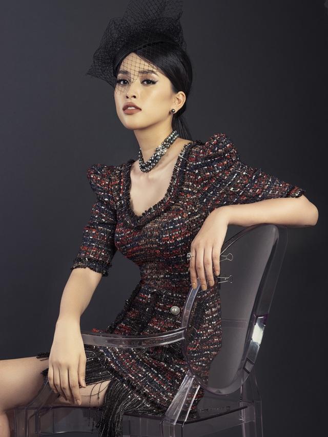 Hoa hậu Tiểu Vy ngày càng thăng hạng nhan sắc - 14