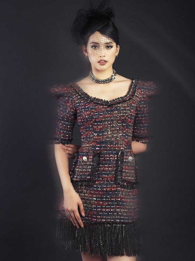 Hoa hậu Tiểu Vy ngày càng thăng hạng nhan sắc - 15