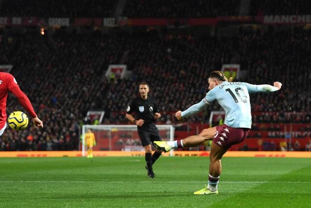 Nhìn lại trận hòa đáng buồn của Man Utd trên sân nhà trước Aston Villa - 3