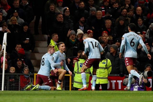 Nhìn lại trận hòa đáng buồn của Man Utd trên sân nhà trước Aston Villa - 4