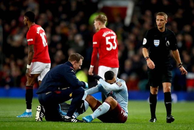 Nhìn lại trận hòa đáng buồn của Man Utd trên sân nhà trước Aston Villa - 5