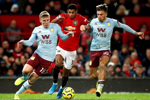 Nhìn lại trận hòa đáng buồn của Man Utd trên sân nhà trước Aston Villa - 6
