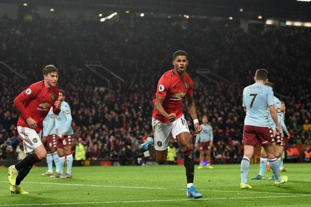 Nhìn lại trận hòa đáng buồn của Man Utd trên sân nhà trước Aston Villa - 8