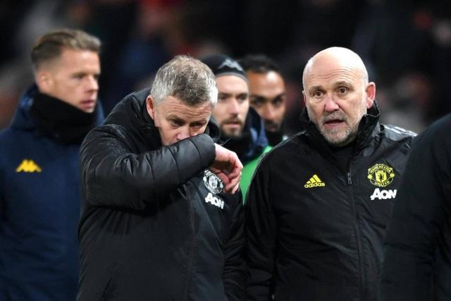 Nhìn lại trận hòa đáng buồn của Man Utd trên sân nhà trước Aston Villa - 9