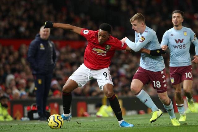 Nhìn lại trận hòa đáng buồn của Man Utd trên sân nhà trước Aston Villa - 10