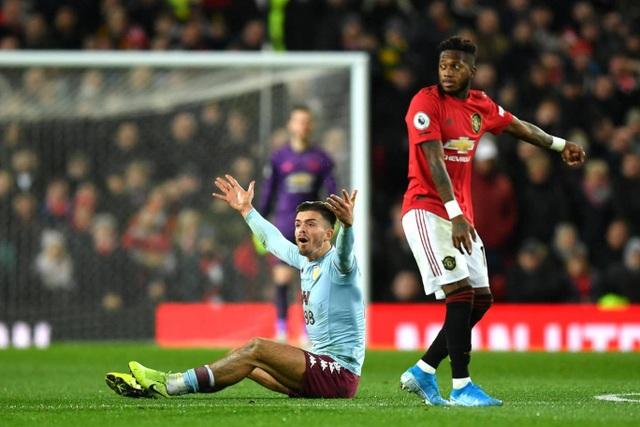 Nhìn lại trận hòa đáng buồn của Man Utd trên sân nhà trước Aston Villa - 11