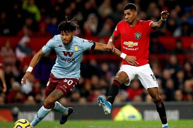 Nhìn lại trận hòa đáng buồn của Man Utd trên sân nhà trước Aston Villa - 17