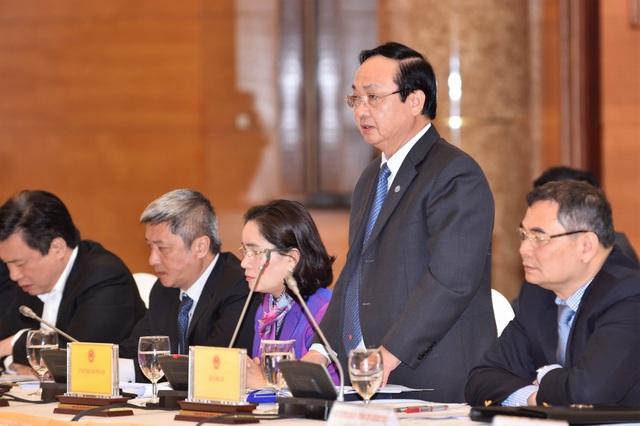 Phó Chủ tịch Hà Nội Nguyễn Thế Hùng nói về trợ giá nước sạch sông Đuống
