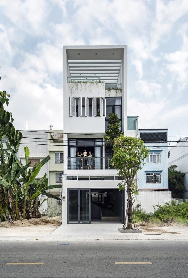 3 ngôi nhà Việt Nam có thiết kế độc đáo được báo Tây trầm trồ ngợi ca - 1