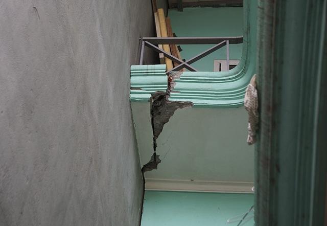 Thi công dự án cống hóa gây nứt nhà, người dân phải sơ tán - 9