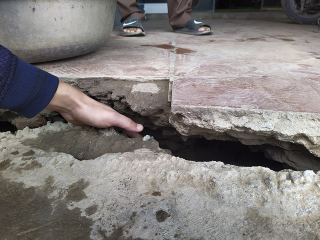 Thi công dự án cống hóa gây nứt nhà, người dân phải sơ tán - 8