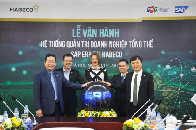 Ông lớn ngành bia Việt Nam chính thức vận hành hệ thống quản trị doanh nghiệp - 1