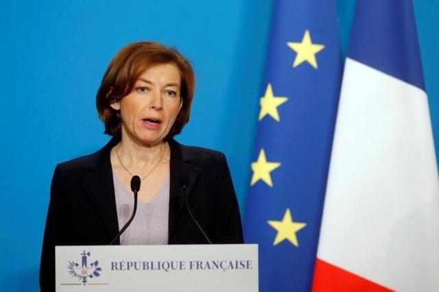 Pháp chí trích Mỹ vì ép đồng minh NATO mua vũ khí - 1