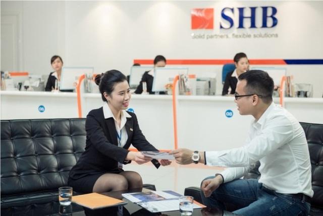 """SHB ưu đãi lãi suất và tặng gói bảo hiểm """"khủng"""" cho khách hàng vay vốn - 1"""