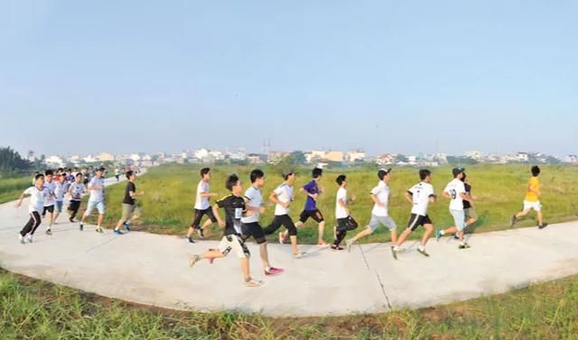 Phát động giải Việt dã Sinh viên TPHCM 2019 - 1