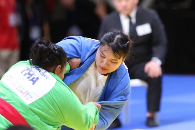 Nhật ký SEA Games 30 ngày 2/12: Kurash giành 5 HCV ấn tượng - 12