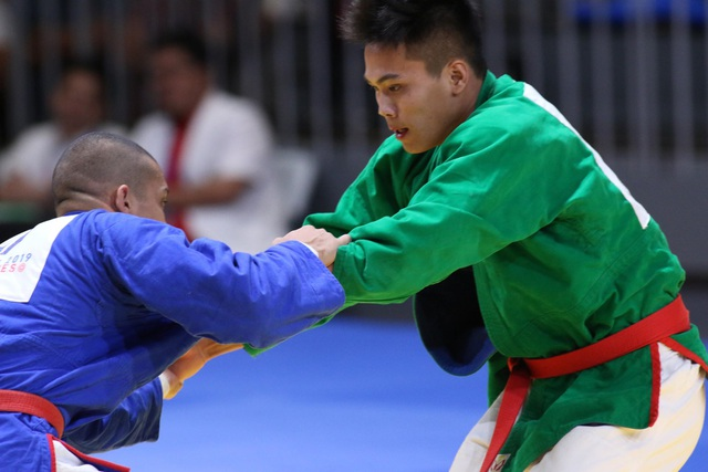 Nhật ký SEA Games 30 ngày 2/12: Kurash giành 5 HCV ấn tượng - 10
