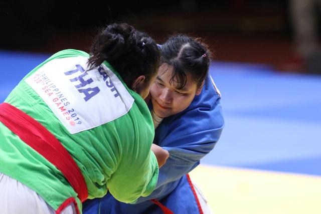 Nhật ký SEA Games 30 ngày 2/12: Kurash giành 5 HCV ấn tượng - 11