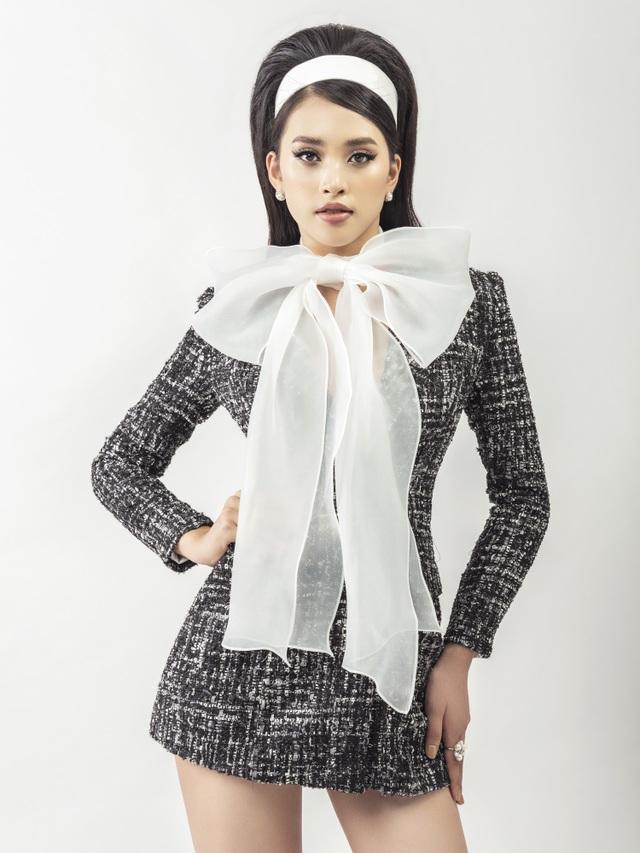 Hoa hậu Tiểu Vy ngày càng thăng hạng nhan sắc - 7