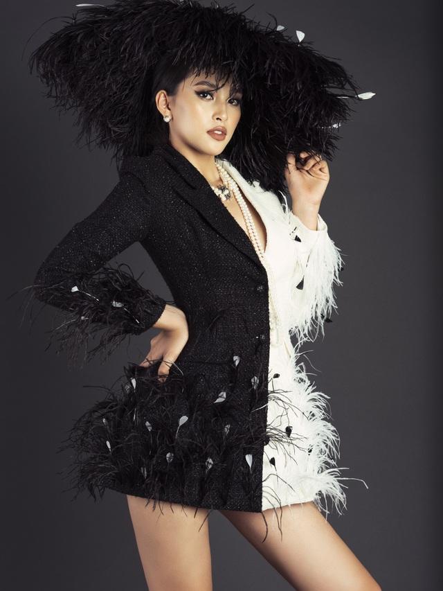 Hoa hậu Tiểu Vy ngày càng thăng hạng nhan sắc - 12