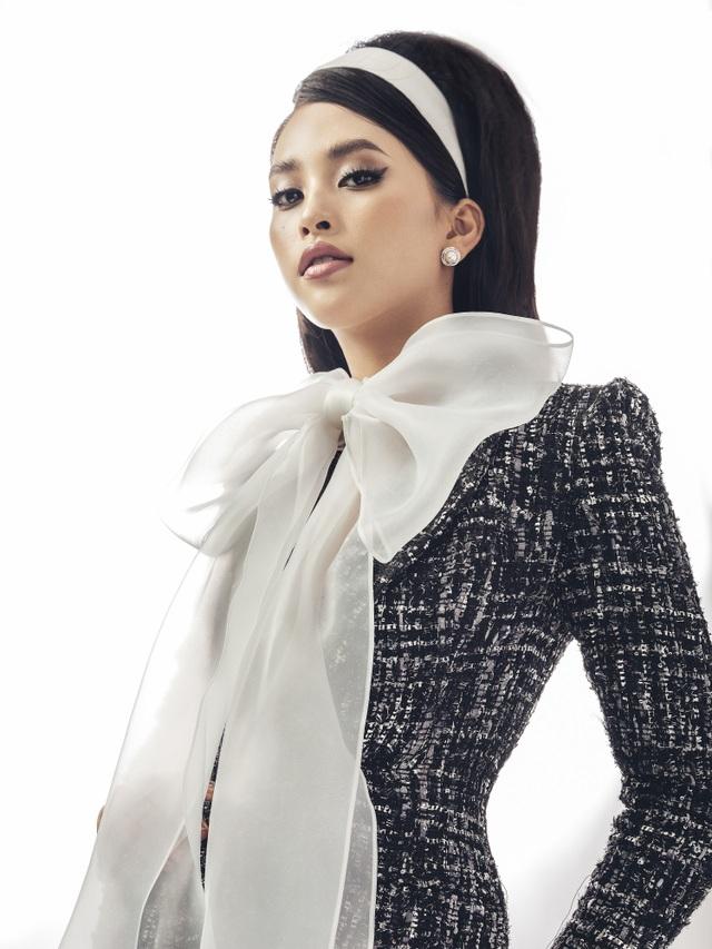 Hoa hậu Tiểu Vy ngày càng thăng hạng nhan sắc - 6