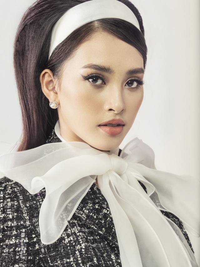 Hoa hậu Tiểu Vy ngày càng thăng hạng nhan sắc - 4