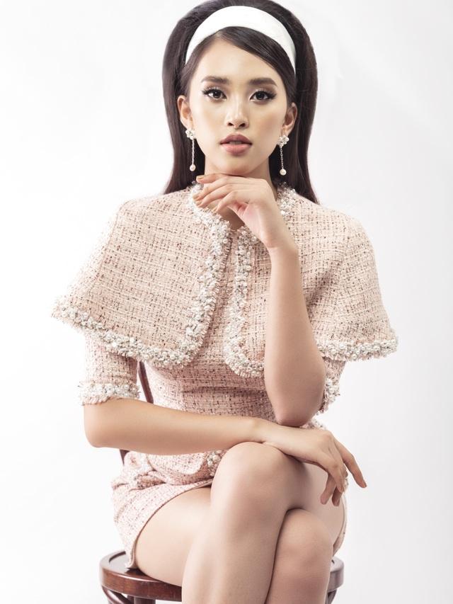 Hoa hậu Tiểu Vy ngày càng thăng hạng nhan sắc - 8