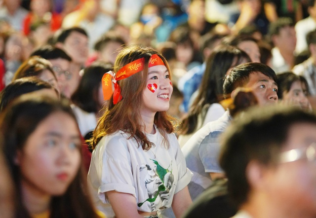 U22 Việt Nam - U22 Indonesia: Những cung bậc cảm xúc trái ngược trong trận cầu nghẹt thở - 9