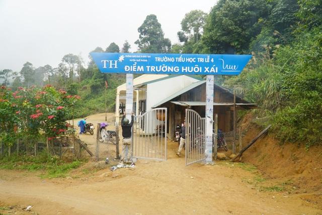 Thêm một điểm trường vùng biên giới Nghệ An được khánh thành - 3