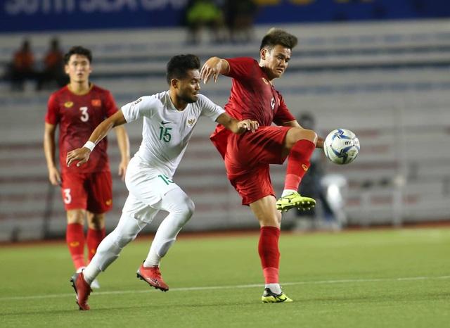 U22 Việt Nam - U22 Singapore: Thắng và chờ trận quyết định với Thái Lan - 1