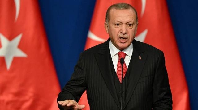 """Không phải Trump, Thổ Nhĩ Kỳ mới là """"cái gai"""" lớn nhất trong mắt NATO - 1"""