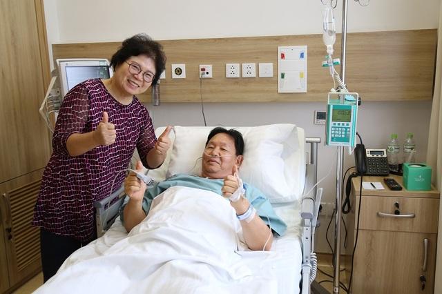 """Cấp cứu """"siêu tốc"""" cho du khách Hàn Quốc bị nhồi máu cơ tim nguy hiểm tính mạng - 3"""