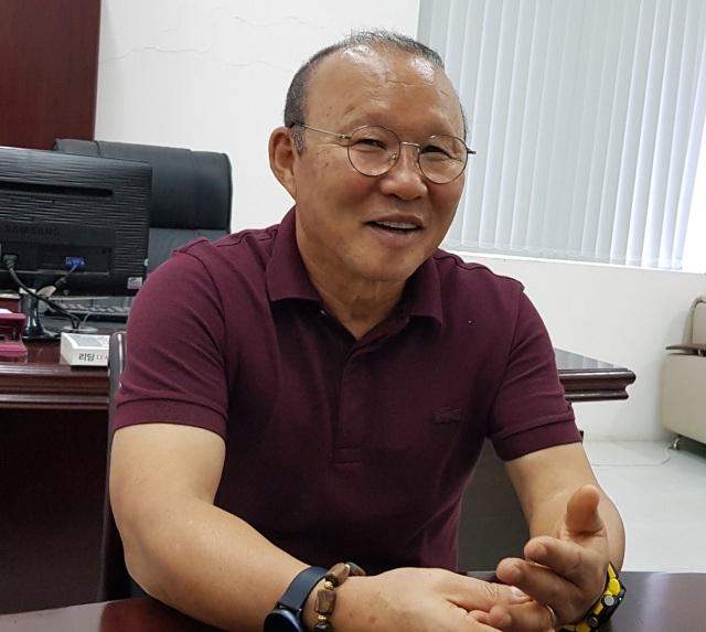 Quê nhà Hàn Quốc của thầy Park Hang-seo sắp xây làng hữu nghị Việt Nam - 1